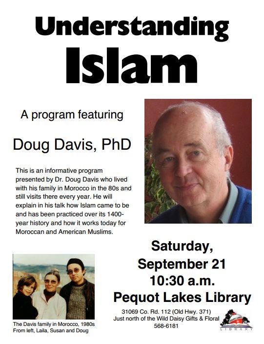 Understanding Islam poster